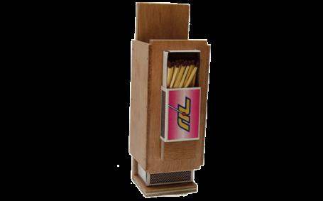 מתקן לקופסת גפרורים