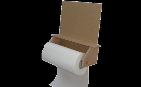 נייר סופג+ מדף