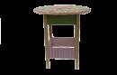 שולחן MDF קוטר 40