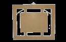 מסגרת עם תמונה פנימית