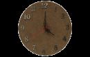 שעון עגול